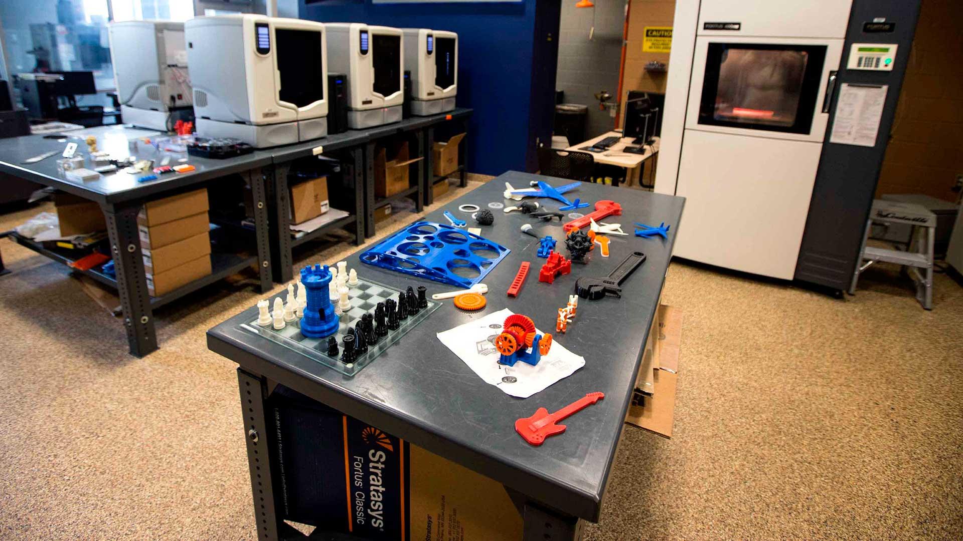 Euskaltic Empresa Impresión 3D e Ingeniería inversa