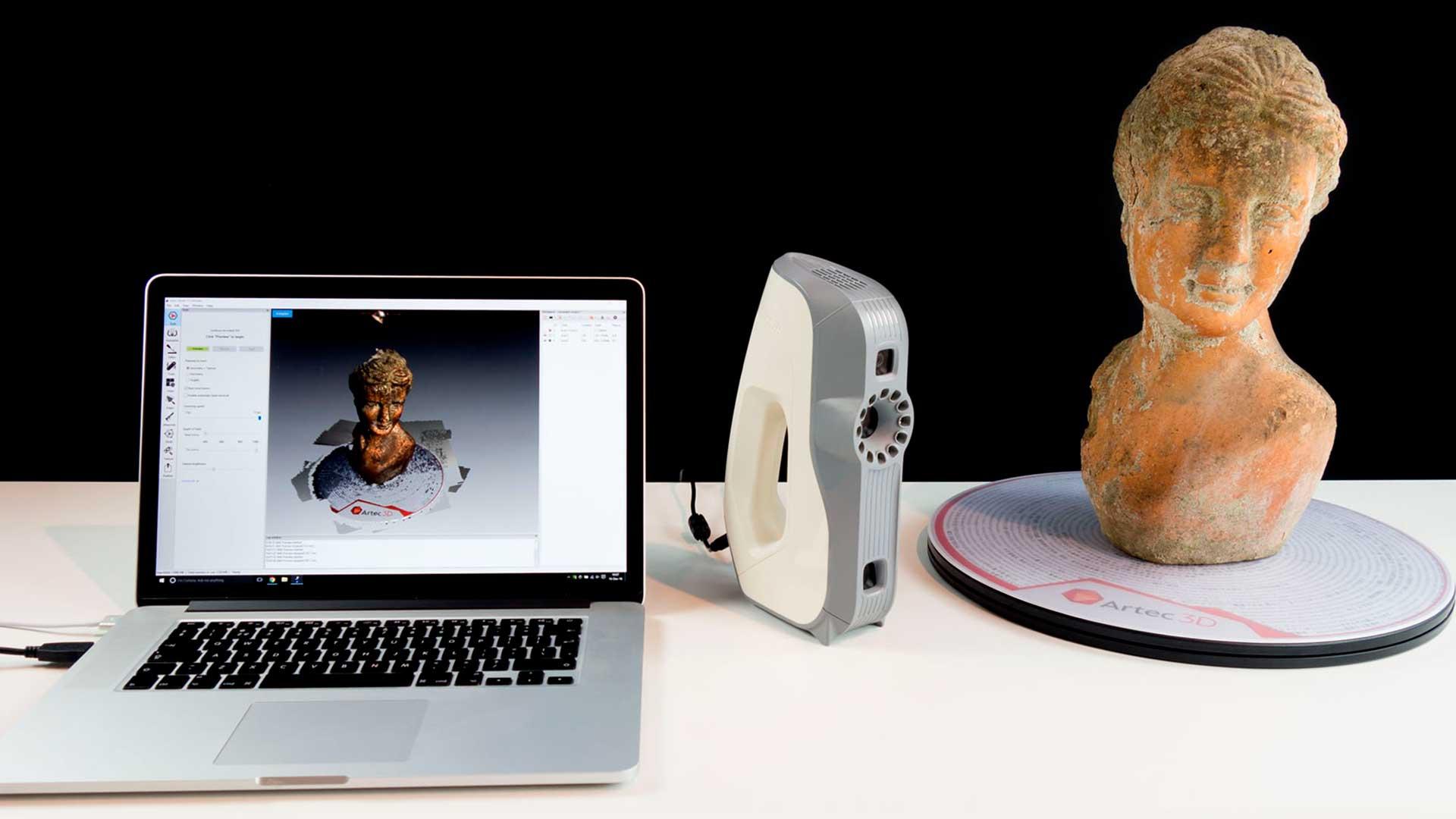 Scanner 3D profesional