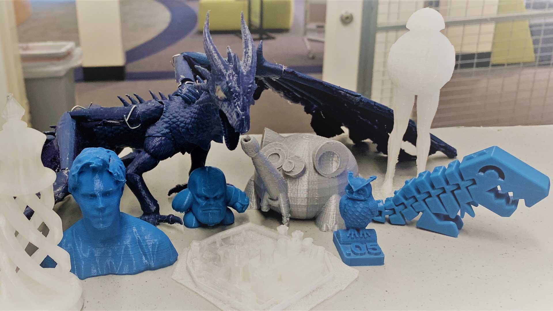 Impresión 3D profesional